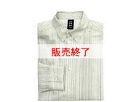 ペンストライプシャツ -wanoko-