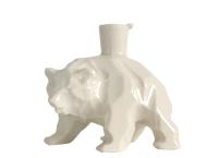 美女徳利、美女一輪、木彫りの熊 -SATO CERAMICWARE-