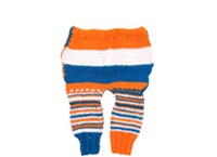 MOKELY BABY FIRST BOOTS、MOKELY BABY KNIT PANTS、MOKELY BABY KNIT CAP -mokely(トキトモコ)-