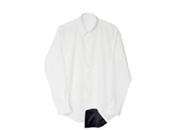 wipe shirt [shirttail]、wipe shirt [cuff] -fift五十嵐 勝成・麻美-