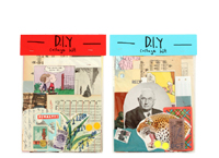 DIY COLLAGE KIT -Anthony Zinonos-