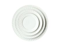 ねじり平皿、六ッ割皿、花型鉢 -宮腰徳二-